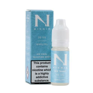 Nicotine Booster – Oxford Vapours